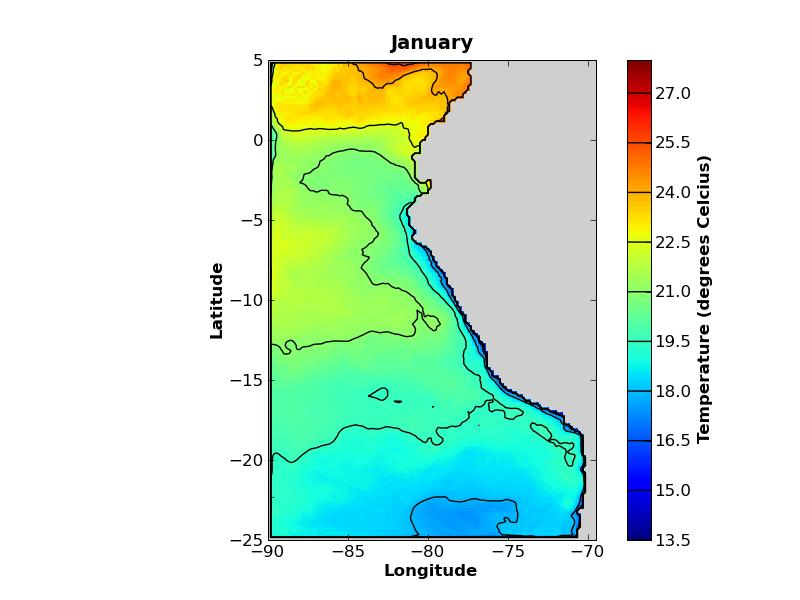 Example code: plot_temperature_map_from_nc py (click on